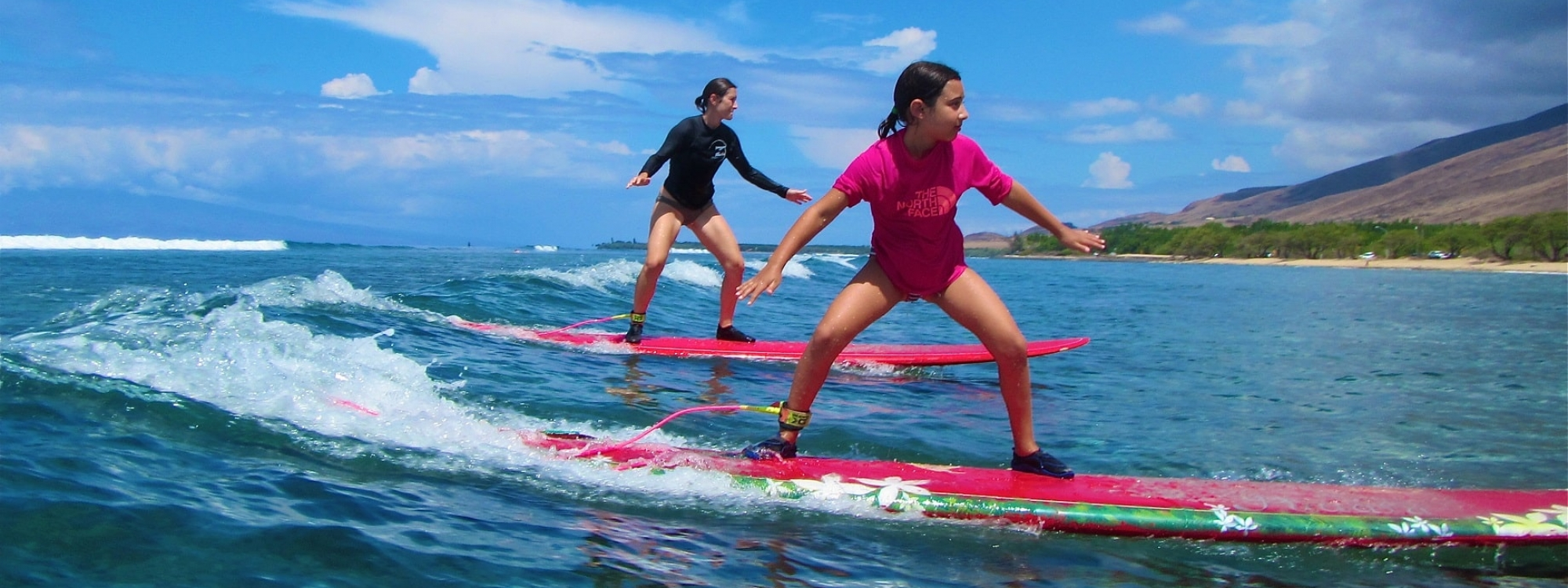 All Necessary Equipment Will Be Provided For Your Lesson And Your Entire Surfing Experience Is Backed By SSM's 100% Satisfaction Guarantee !